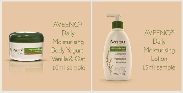 aveeno daily moisturising body yogurt