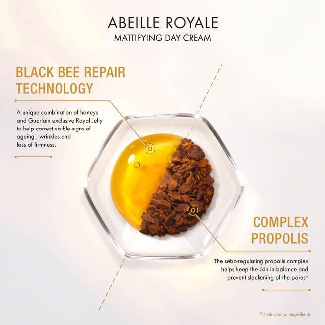 Abeille Royale day cream free