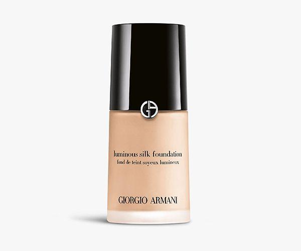 free armani luminous silk foundation sample