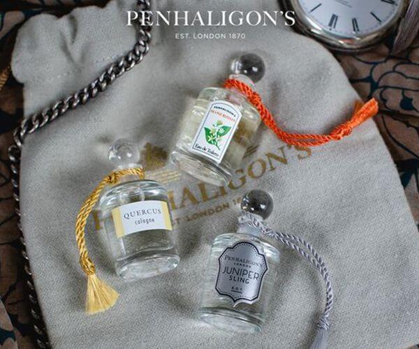 Free Penhaligons perfume sample