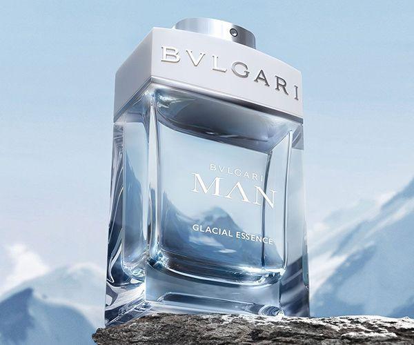 free bvlgari man glacial essence sample
