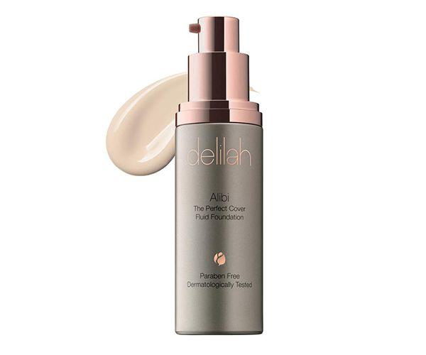 free delilah foundation sample